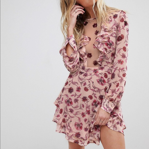 a97b546361e For Love And Lemons Dresses   Nwt Agnes Mini Dress   Poshmark
